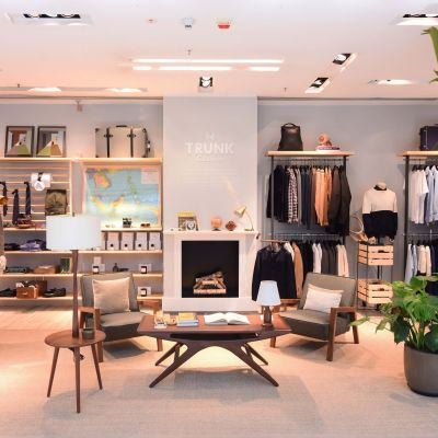 Expansion mit Shop-in-Shops: Trunk Clothiers bei Lane Crawford in Hongkong