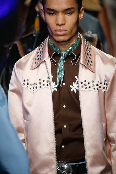 Silky Western / DSquared2