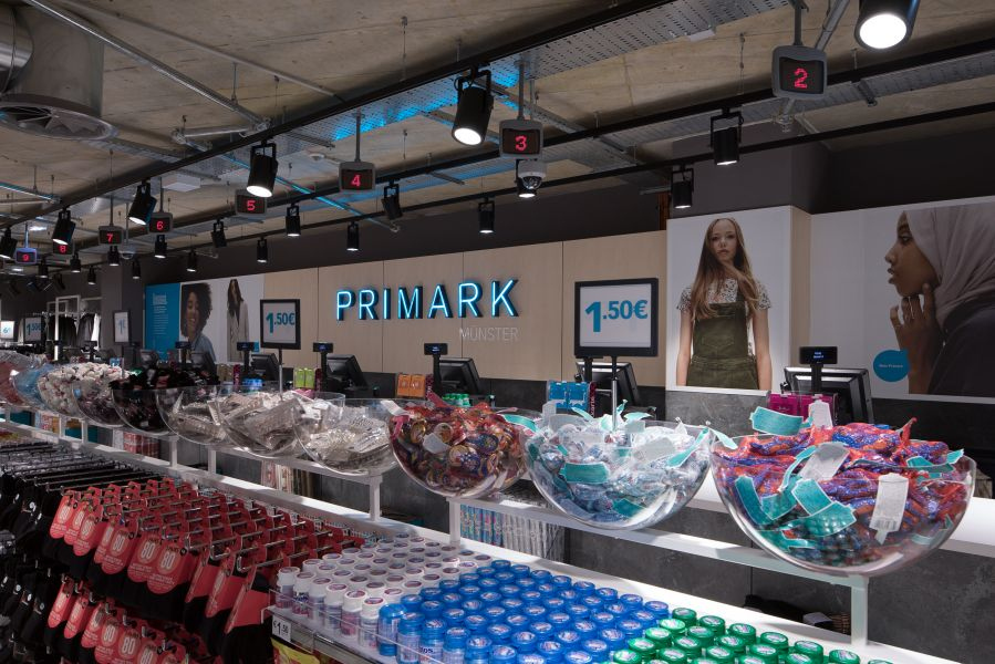 Primark-Store in Münster
