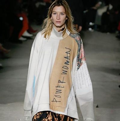 London Fashion Week: Marques Almeida H/W 2018/19