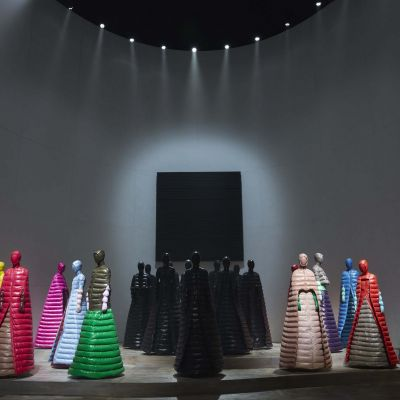Mailand Fashion Week: Moncler Genius