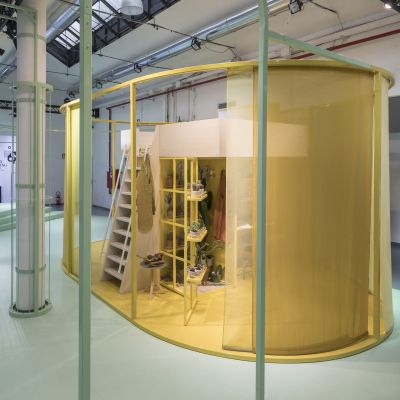 Salone del Mobile: Mini Living - Built by all