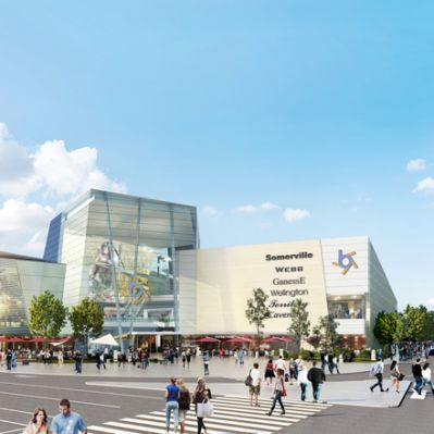 ECE: Neues Shopping-Center in Budapest