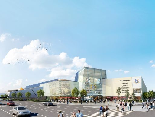 Expansion in Osteuropa: ECE baut weiteres Shopping Center in