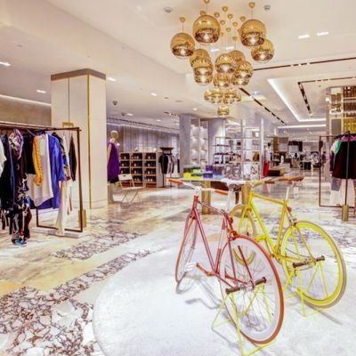 Auslandsexpansion : Harvey Nichols in Doha