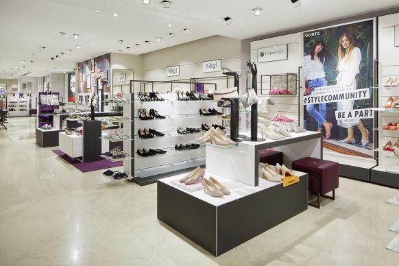 Schuhhandel: Görtz startet Flagship Store in München