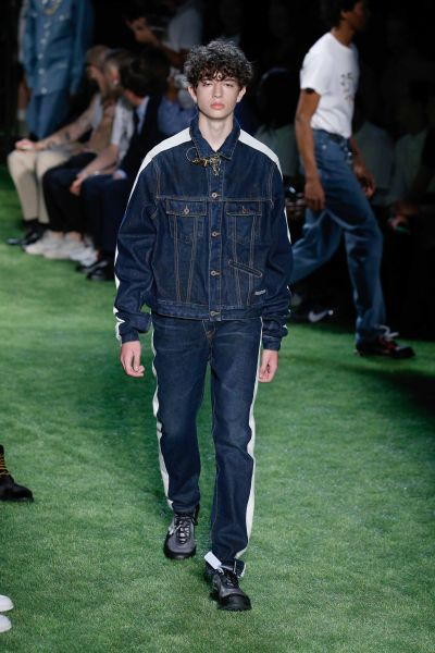 Denim-Tracksuit / Off-White
