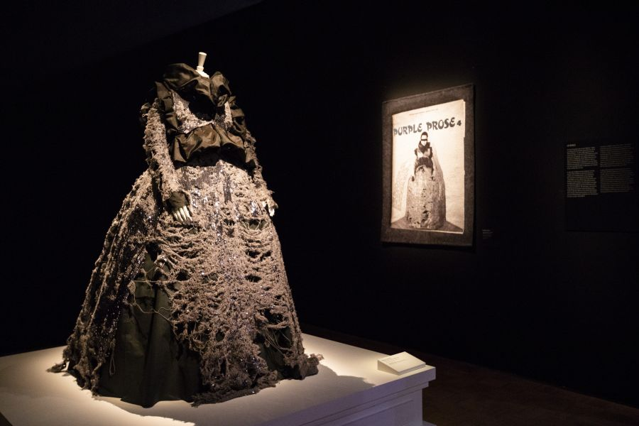 Hyères dress, Hyères collection, 1993