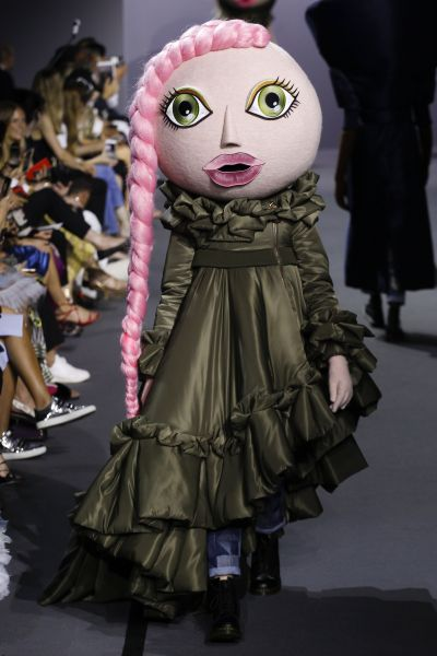 Action Dolls, haute couture collection, AW 2017