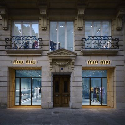 Miu Miu: Neuer Laden in Paris