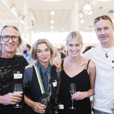Get2gether: TextilWirtschaft X Sportswear International auf der Panorama