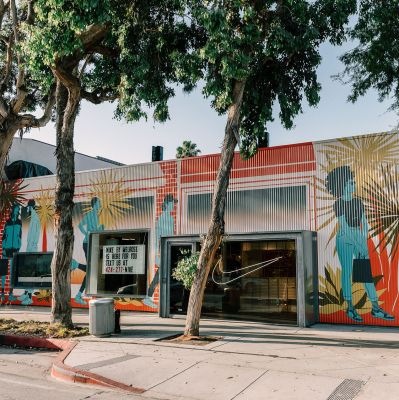 Neues Store-Format: Nike by Melrose in Los Angeles