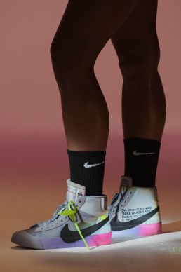 Virgil Abloh designte die Nike-Kollektion für Serena Williams
