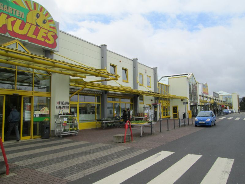 Platz 6: Herkules E-Center, Vellmar