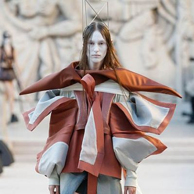 Paris Fashion Week: Rick Owens F/S 2019