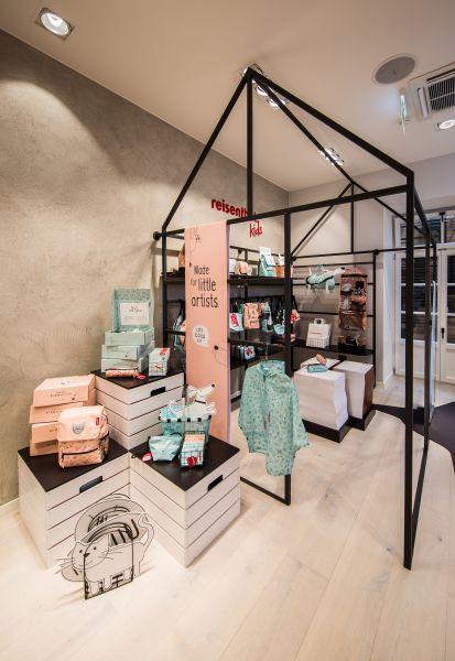 Trends im Store Design: Tunnelblick und Haus im Haus