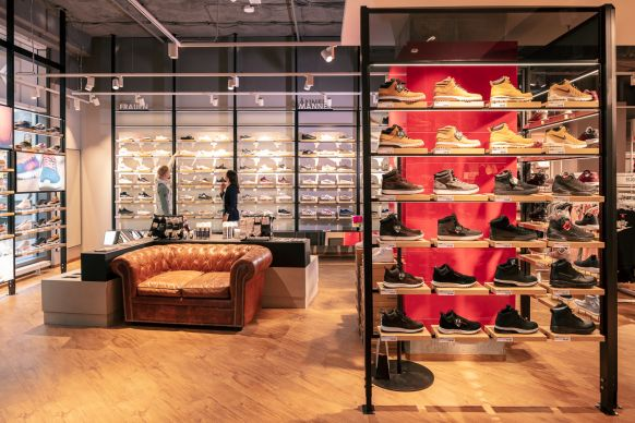 Neuer Store in Stuttgart: Karstadt Sports: Comeback an der