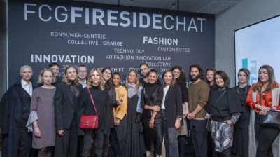 Fashion Council Germany und AlphaTauri: Fireside Chat im Grace