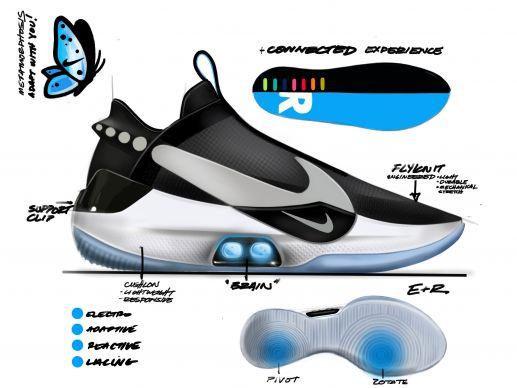 Innovation der US Marke: Warum der Nike Adapt BB das Zeug