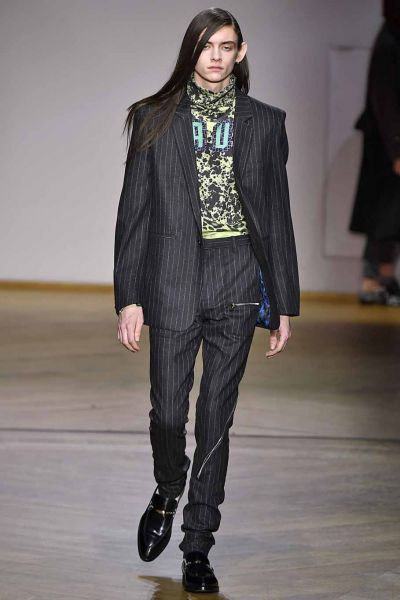 Punk in Pinstripes. Paul Smith