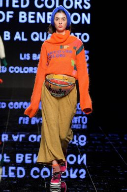 UNITED COLORS OF BENETTON designed by Liz Bazan Arevalo