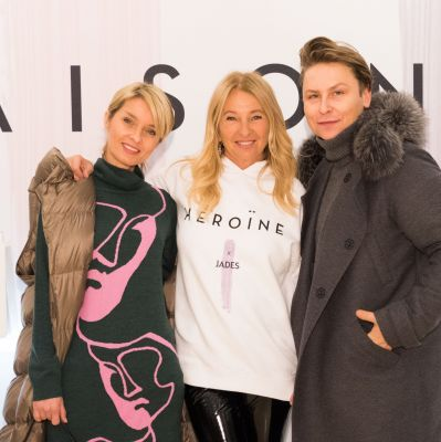 Food, Drinks and Fashion: Jades x Maison Heroine
