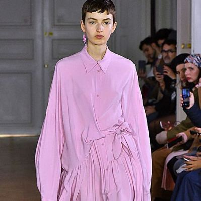 Paris Fashion Week: Christian Wijnants H/W 2019/20