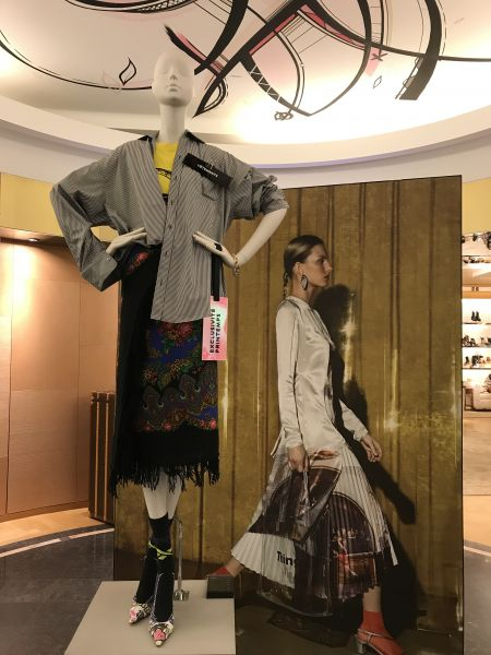 Stilbruch à la Vetements bei Printemps