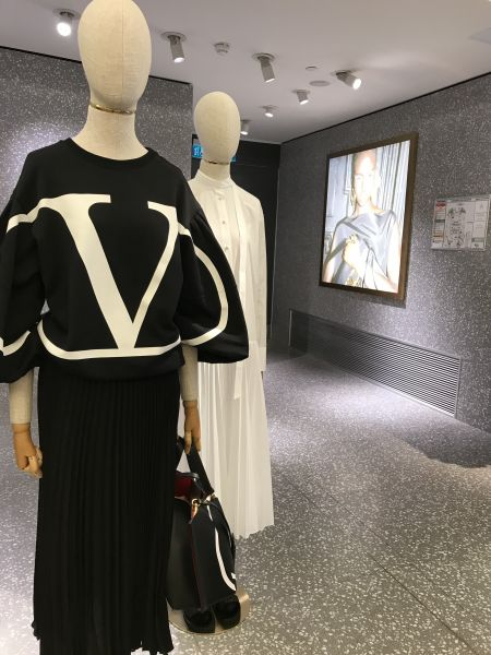 Black and White von Valentino