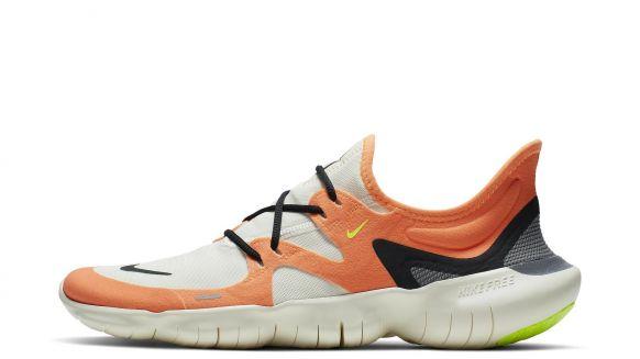 Neuer Laufschuh für Kurzstrecken: Nike Free Running zeigt