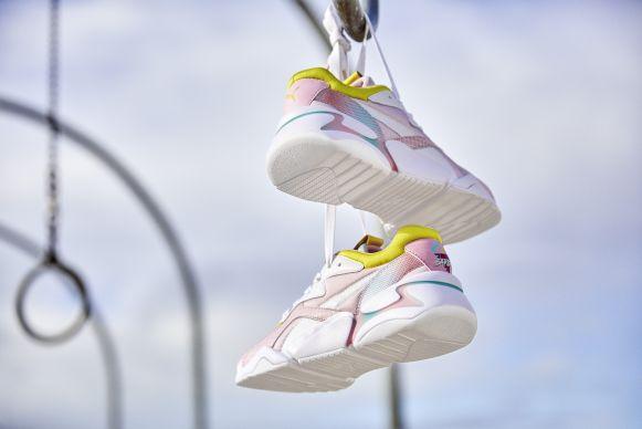 Zum 60. Geburtstag der Kultpuppe: Puma bringt Barbie Sneaker