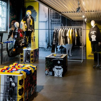 Pop-up in Mailand: JW Anderson x Slam Jam