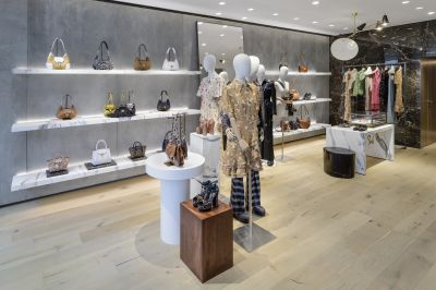 Eröffnung in London: Der neue Look des Michael Kors Collection Stores