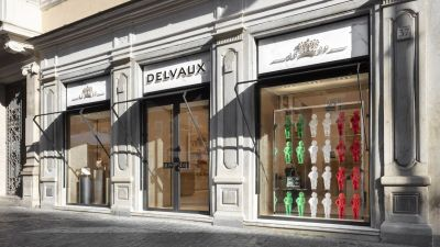 Store to watch: Delvaux in Rom