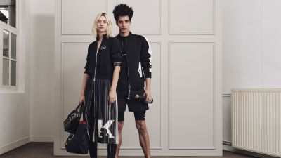 Athleisure Collection: Karl Lagerfeld bringt Activewear