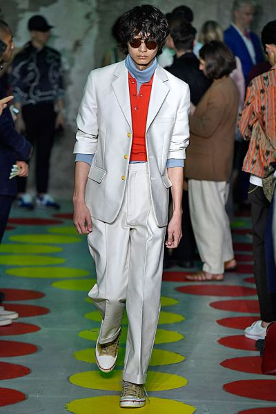 Summer Suiting / Marni