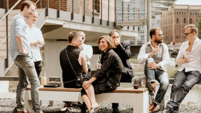Fashion Council Germany: Erster Firesidebrunch im Medienhafen