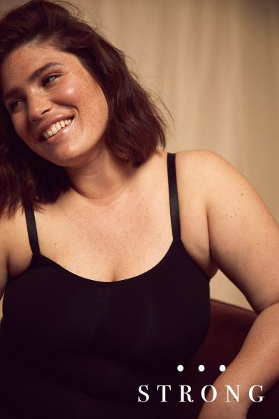 Shapewear Strong, aber komfortabel