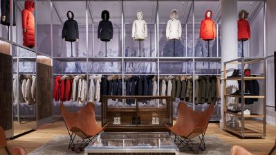 Offensive in den USA: Schneesturm in New York - Woolrich in Soho