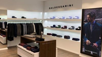 Store des Tages: Baldessarini in Berlin