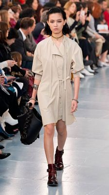 Paris Fashion Week: Chloé F/S 2020