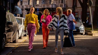Fashion Week: Die Top Streetlooks aus Mailand