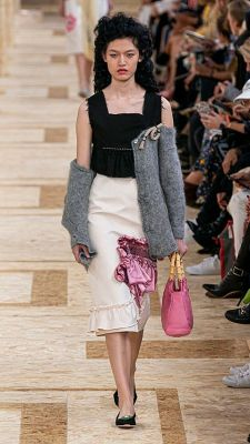 Paris Fashion Week: Miu Miu F/S 2020