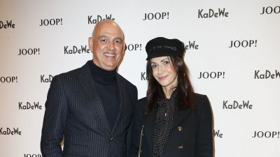 Joop! Fashion Apéro: Evening-Kapsel im KaDeWe