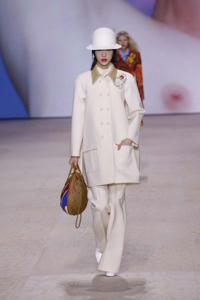 Louis Vuitton - Paris Fashion Week Frühjahr/Sommer 2020