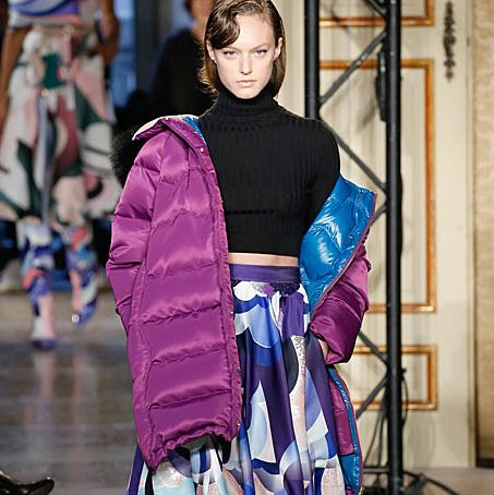 Pucci - Mailand Fashion Week Herbst/Winter 2018/19