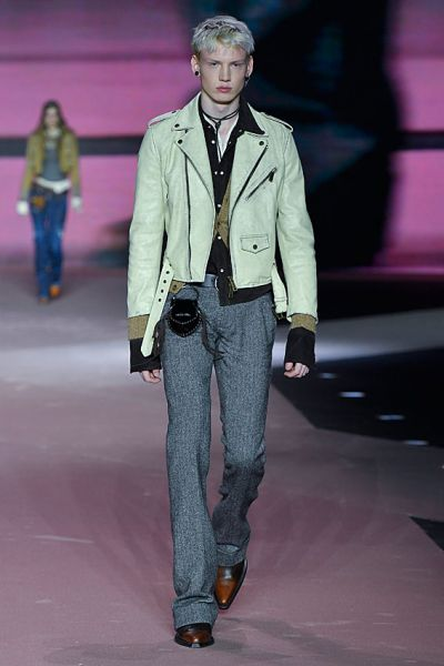 Seventies-Biker / DSquared2