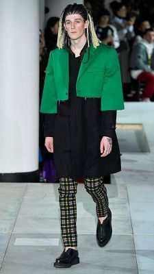 Paris Fashion Week: Comme des Garcons H/W 2020/21