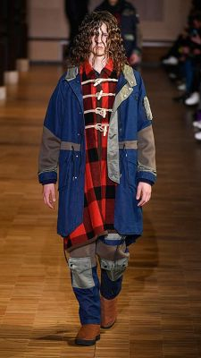 Paris Fashion Week: White Mountaineering H/W 2020/21
