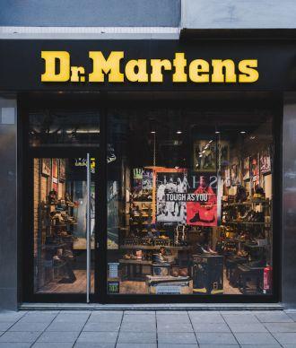 Britische Schuhmarke setzt die Expansion fort : Dr. Martens
